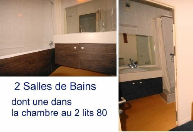 Holiday in mountain resort 3 room apartment 8 people (10) - Résidence le Chalet - Gourette - Plan