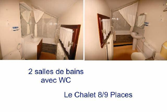 Holiday in mountain resort 2 room apartment 9 people (5) - Résidence le Chalet - Gourette