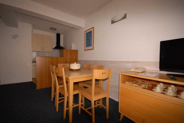 Holiday in mountain resort 2 room apartment 6 people (7) - Résidence le Chalet - Gourette