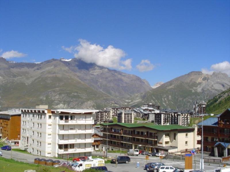 Location au ski Résidence le Chalet de la Tour - Tignes - Extérieur été