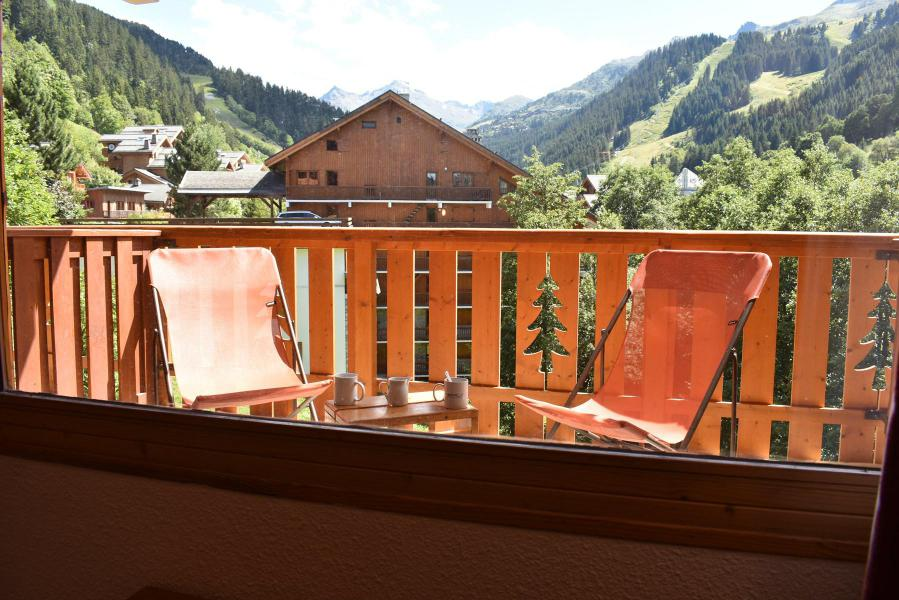 Holiday in mountain resort Studio 4 people (20) - Résidence le Chalet de Méribel - Méribel
