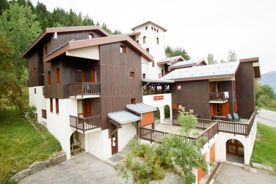 Location au ski Residence Le Chalet De Montchavin - Montchavin - La Plagne - Extérieur été