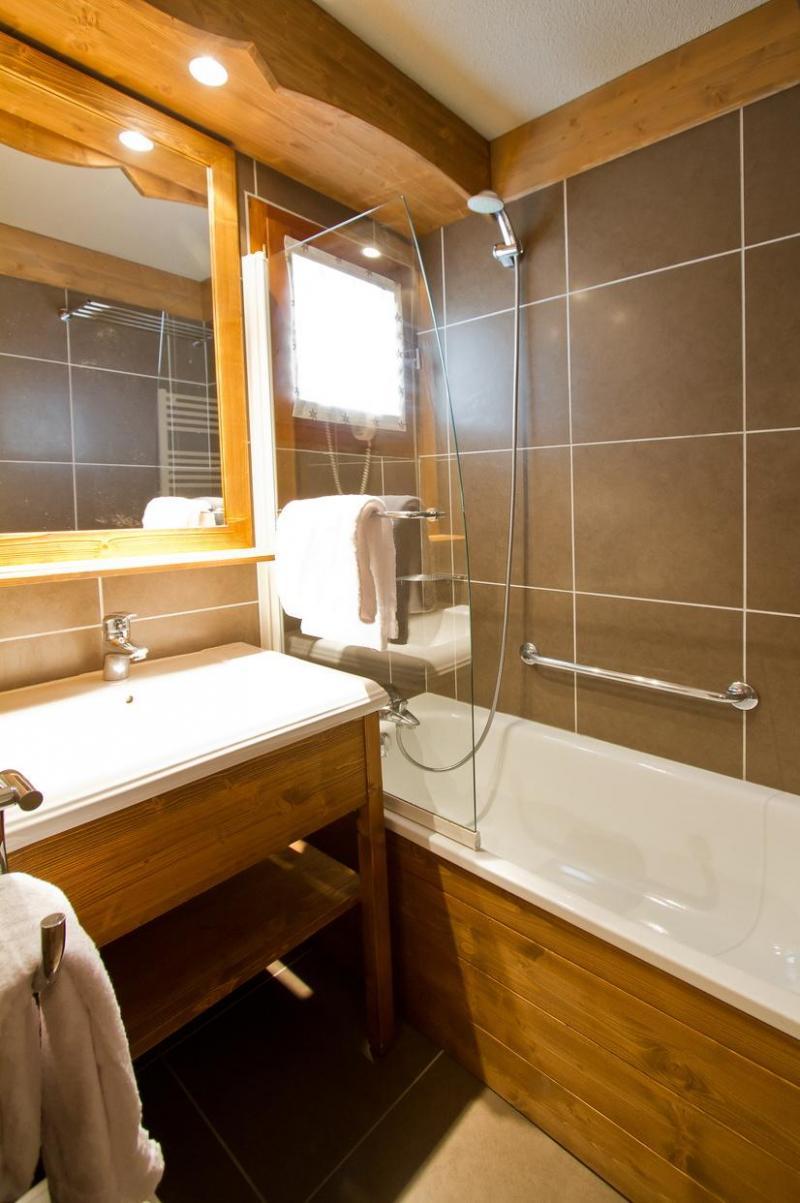 Holiday in mountain resort Résidence le Chalet de Montchavin - Montchavin La Plagne - Bathroom
