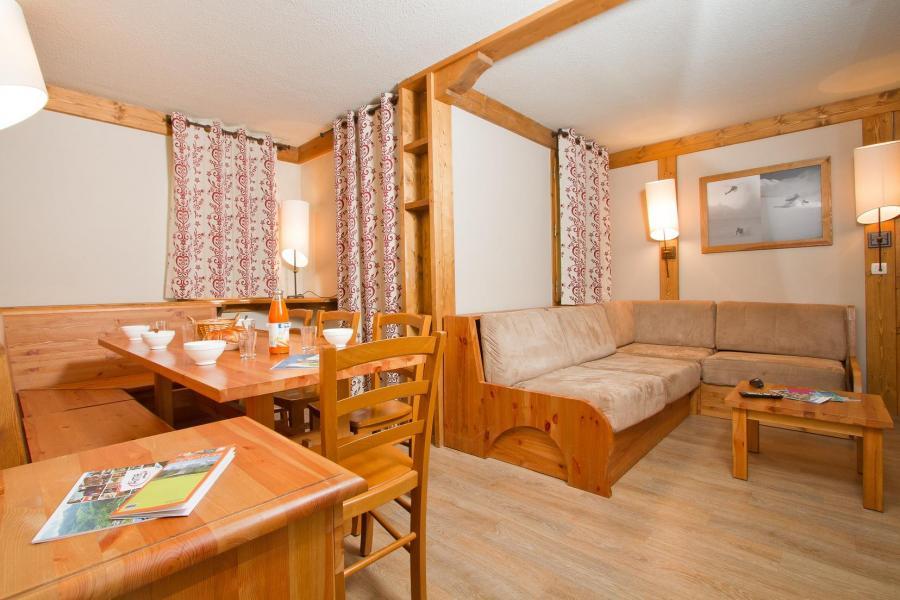 Holiday in mountain resort Résidence le Chalet de Montchavin - Montchavin La Plagne - Bench seat