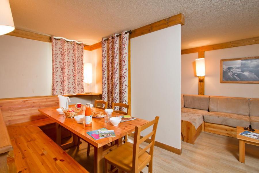 Holiday in mountain resort Résidence le Chalet de Montchavin - Montchavin La Plagne - Dining area