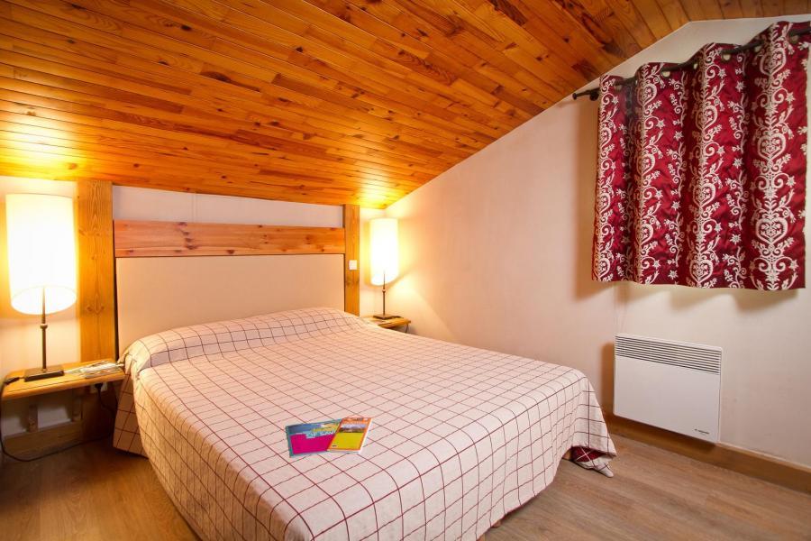 Holiday in mountain resort Résidence le Chalet de Montchavin - Montchavin La Plagne - Double bed