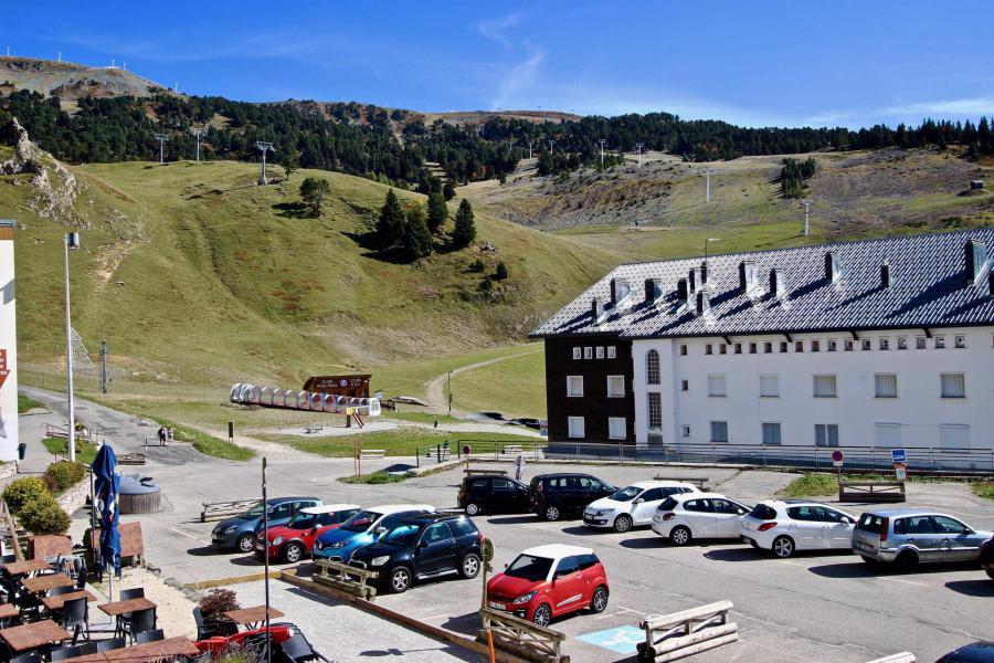 Vacances en montagne Studio 4 personnes (103) - Résidence le Chamois - Chamrousse - Extérieur été