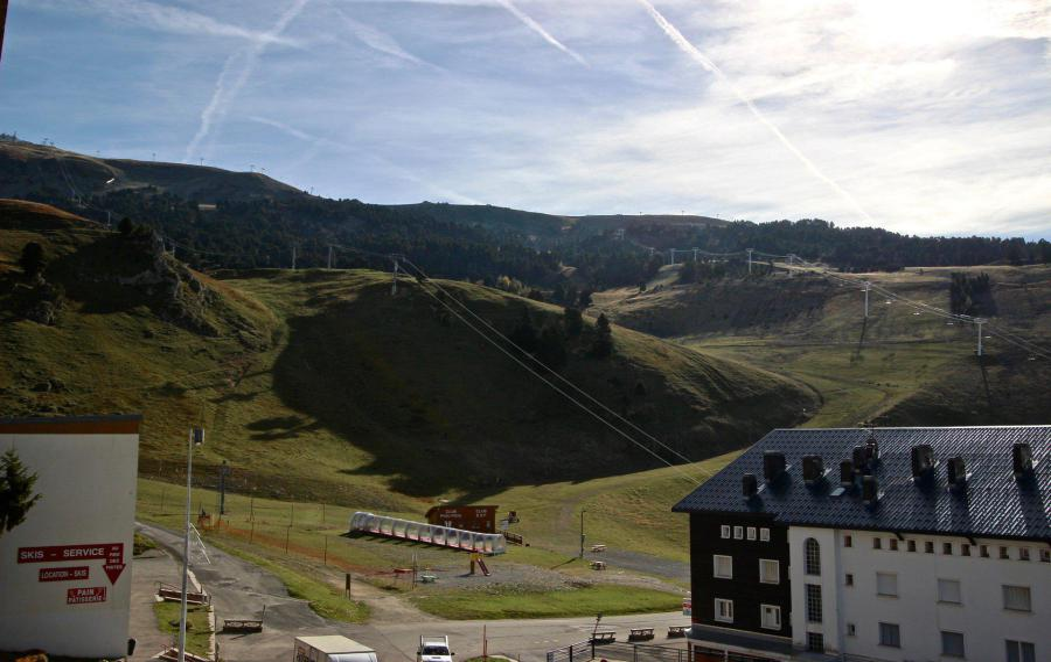 Vacances en montagne Studio 4 personnes (303) - Résidence le Chamois - Chamrousse