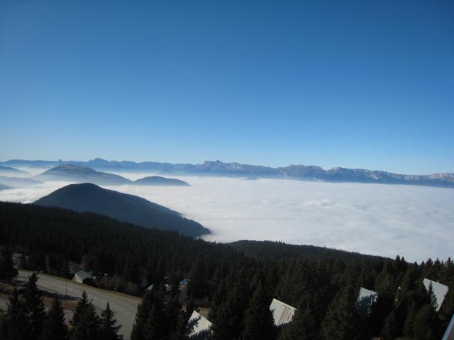 Vacances en montagne Studio coin montagne 4 personnes (108) - Résidence le Chamois - Chamrousse - Extérieur été