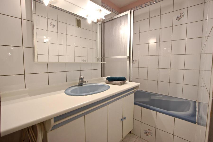 Vacances en montagne Appartement 2 pièces 6 personnes (205) - Résidence le Chamois - Chamrousse - Baignoire