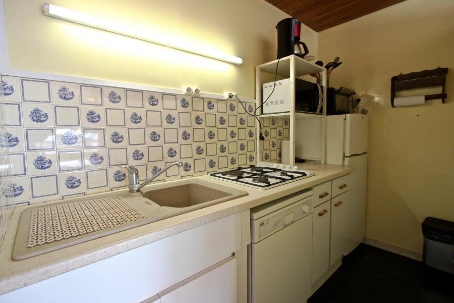 Vacances en montagne Appartement 2 pièces 6 personnes (205) - Résidence le Chamois - Chamrousse - Kitchenette