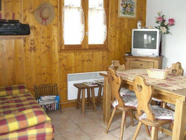 Vacaciones en montaña Apartamento 3 piezas para 6 personas (110) - Résidence le Chamois d'Or - Praz sur Arly