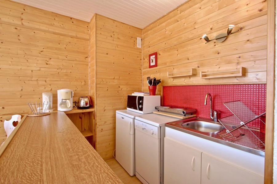 Vacances en montagne Studio 4 personnes (103) - Résidence le Chamois - Chamrousse - Kitchenette