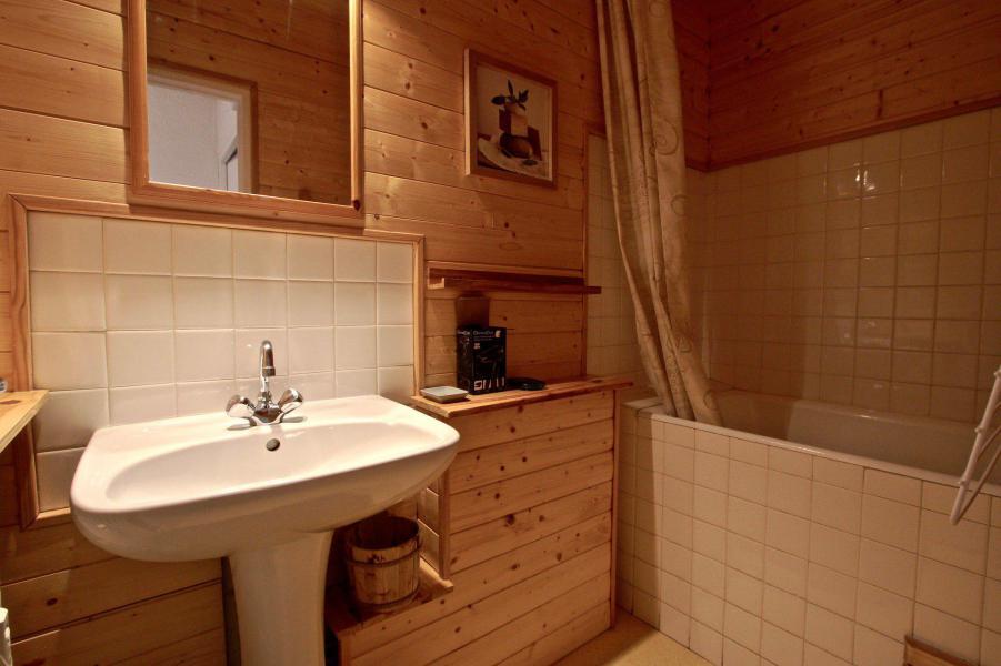 Vacances en montagne Studio 4 personnes (103) - Résidence le Chamois - Chamrousse - Salle d'eau