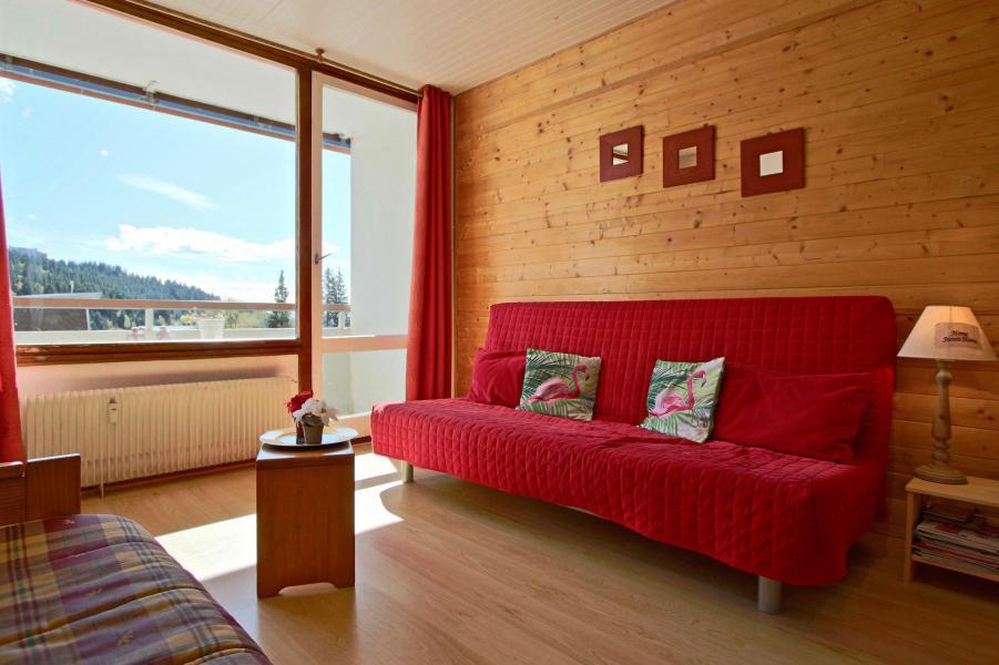 Vacances en montagne Studio 4 personnes (103) - Résidence le Chamois - Chamrousse - Séjour