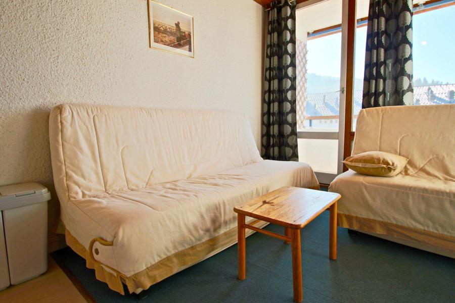 Vacances en montagne Studio coin montagne 4 personnes (108) - Résidence le Chamois - Chamrousse - Séjour