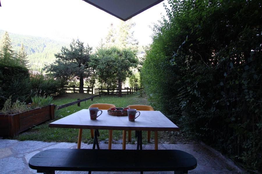 Vacances en montagne Studio 3 personnes (CHAOLA) - Résidence le Champcella - Serre Chevalier