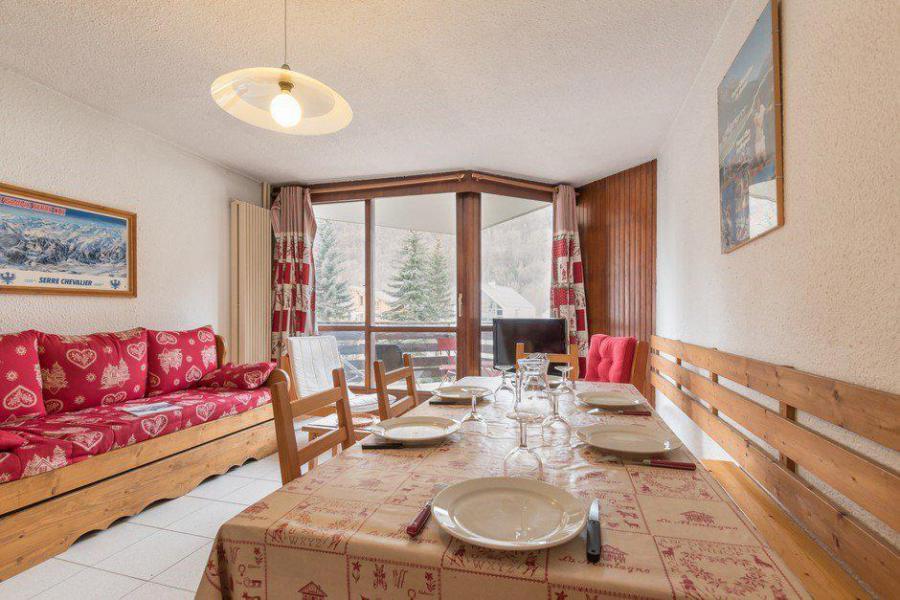 Vacances en montagne Appartement 2 pièces coin montagne 6 personnes (134) - Résidence le Champcella - Serre Chevalier