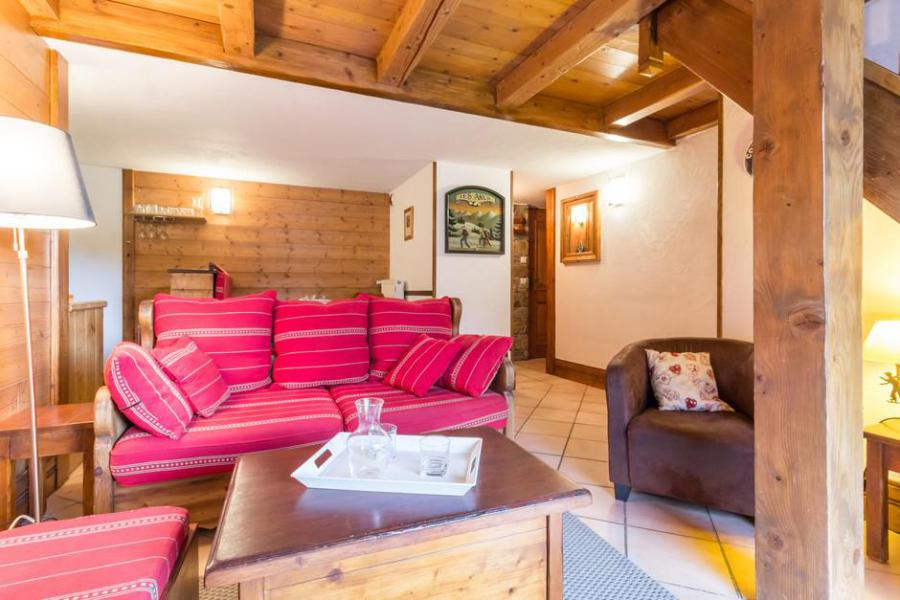 Holiday in mountain resort 3 room duplex apartment 6 people (21) - Résidence le Chantel - Les Arcs - Accommodation