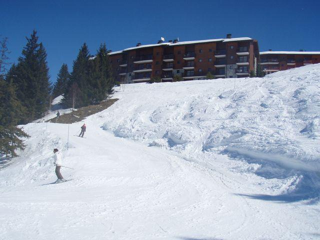 Vakantie in de bergen Résidence le Chantel - Les Arcs