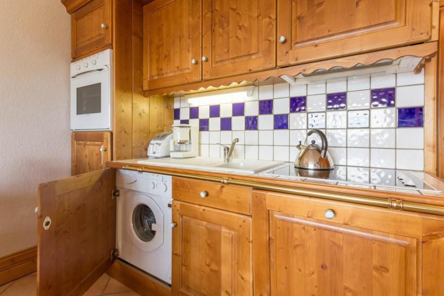 Vakantie in de bergen Appartement 3 kamers 6 personen (13) - Résidence le Chantel - Les Arcs