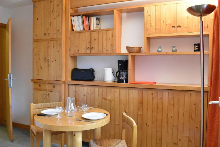 Holiday in mountain resort 1 room apartment 2 people (018) - Résidence le Chantemerle - Méribel