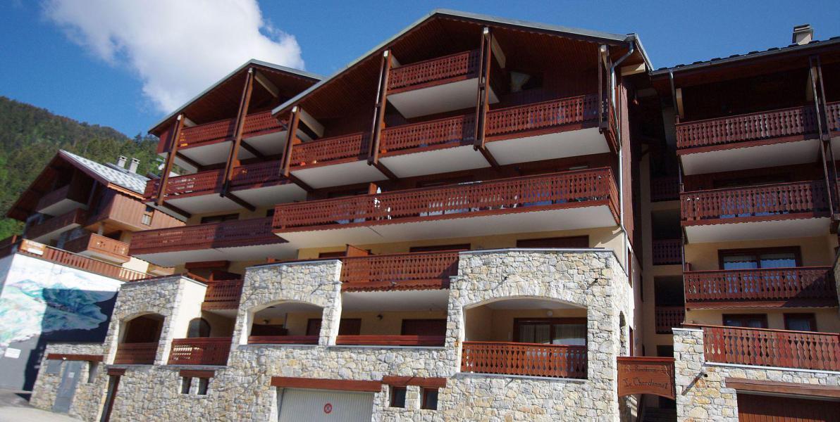 Location au ski Résidence le Chardonnet - Champagny-en-Vanoise - Extérieur été
