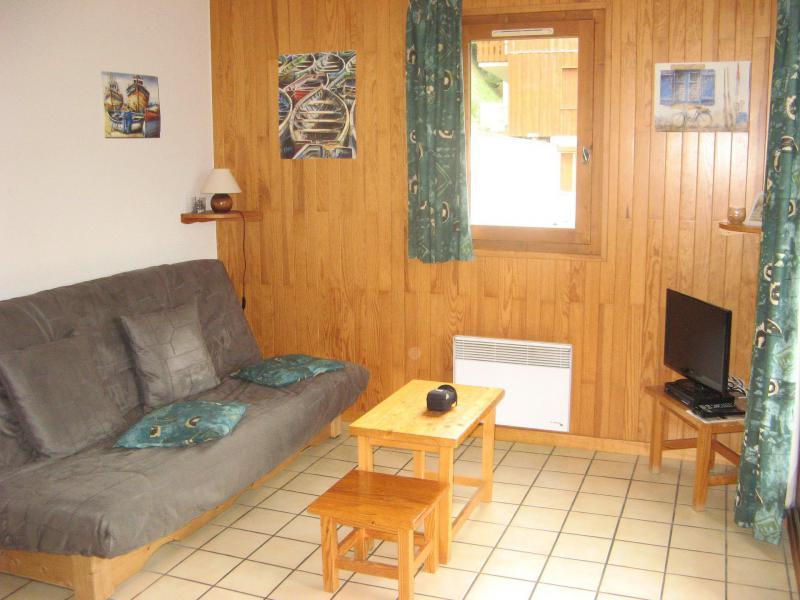 Vacances en montagne Appartement 2 pièces cabine 6 personnes (011CL) - Résidence le Chardonnet - Champagny-en-Vanoise