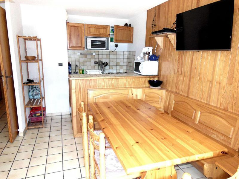 Vacances en montagne Appartement 2 pièces cabine 6 personnes (012CL) - Résidence le Chardonnet - Champagny-en-Vanoise