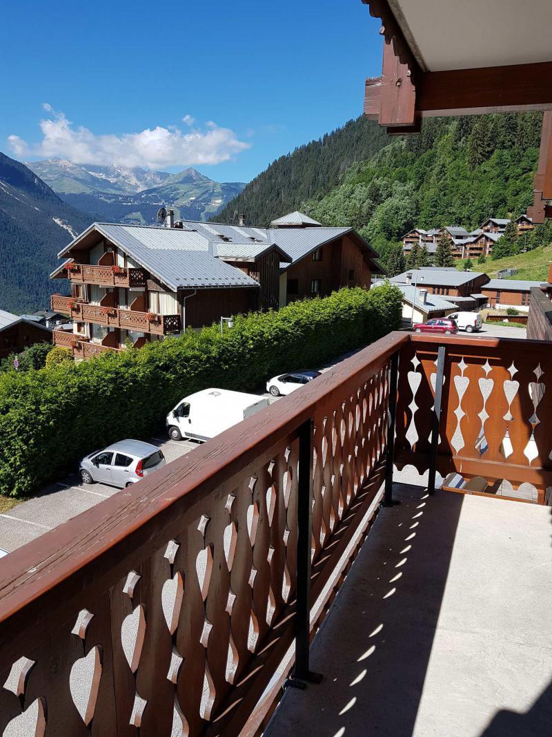 Vakantie in de bergen Appartement 2 kamers bergnis 6 personen (026CL) - Résidence le Chardonnet - Champagny-en-Vanoise
