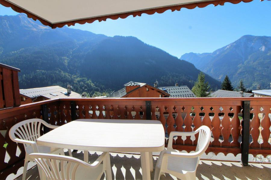 Vakantie in de bergen Appartement 2 kabine kamers 6 personen (011CL) - Résidence le Chardonnet - Champagny-en-Vanoise - Balkon