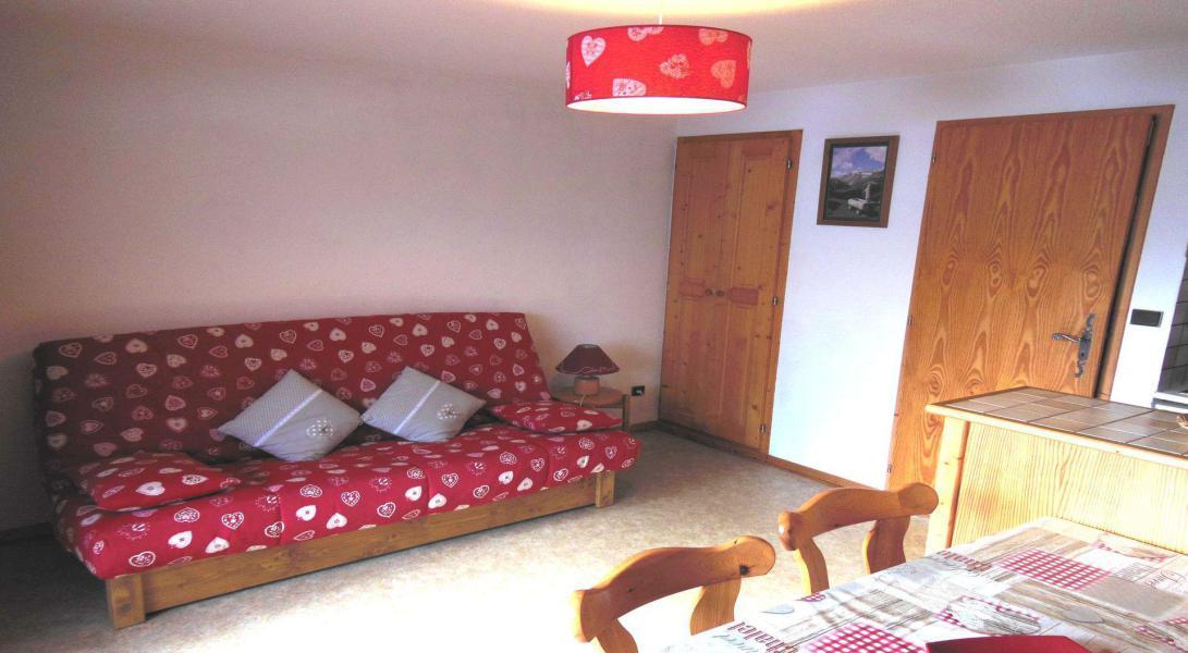 Vakantie in de bergen Appartement 2 kamers 5 personen (014CL) - Résidence le Chardonnet - Champagny-en-Vanoise - Keukenblok