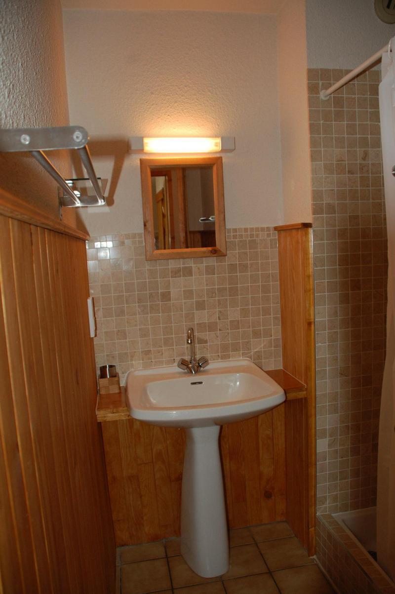 Vacances en montagne Appartement 2 pièces cabine 6 personnes (003CL) - Résidence le Chardonnet - Champagny-en-Vanoise - Lavabo