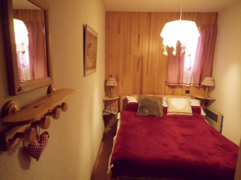 Vacances en montagne Appartement 2 pièces cabine 6 personnes (003CL) - Résidence le Chardonnet - Champagny-en-Vanoise - Lit double