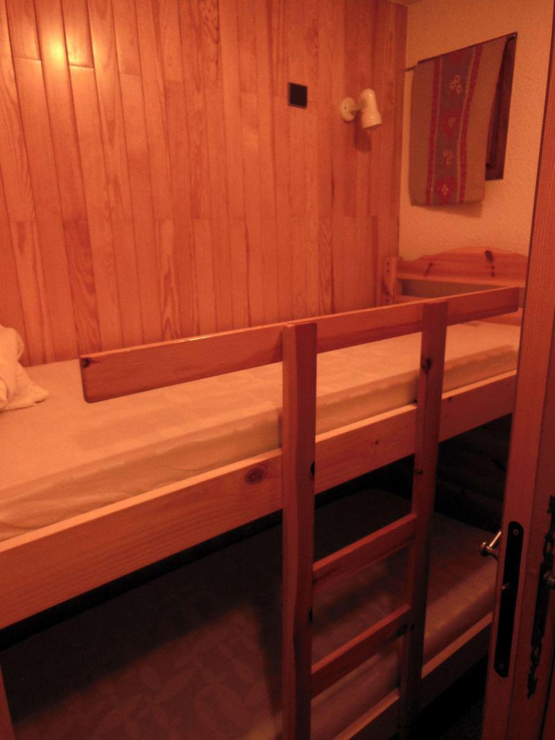 Vacances en montagne Appartement 2 pièces cabine 6 personnes (012CL) - Résidence le Chardonnet - Champagny-en-Vanoise - Lits superposés