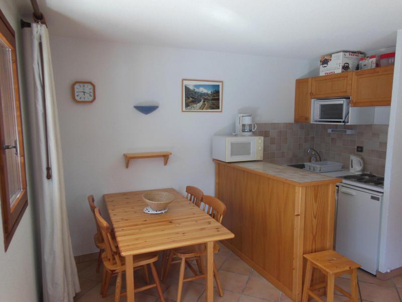 Vacances en montagne Appartement 2 pièces cabine 6 personnes (021CL) - Résidence le Chardonnet - Champagny-en-Vanoise - Kitchenette