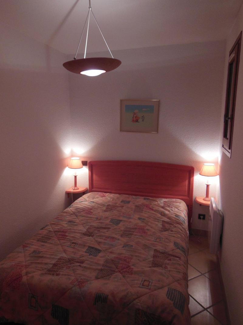 Vacances en montagne Appartement 2 pièces cabine 6 personnes (021CL) - Résidence le Chardonnet - Champagny-en-Vanoise - Lit double