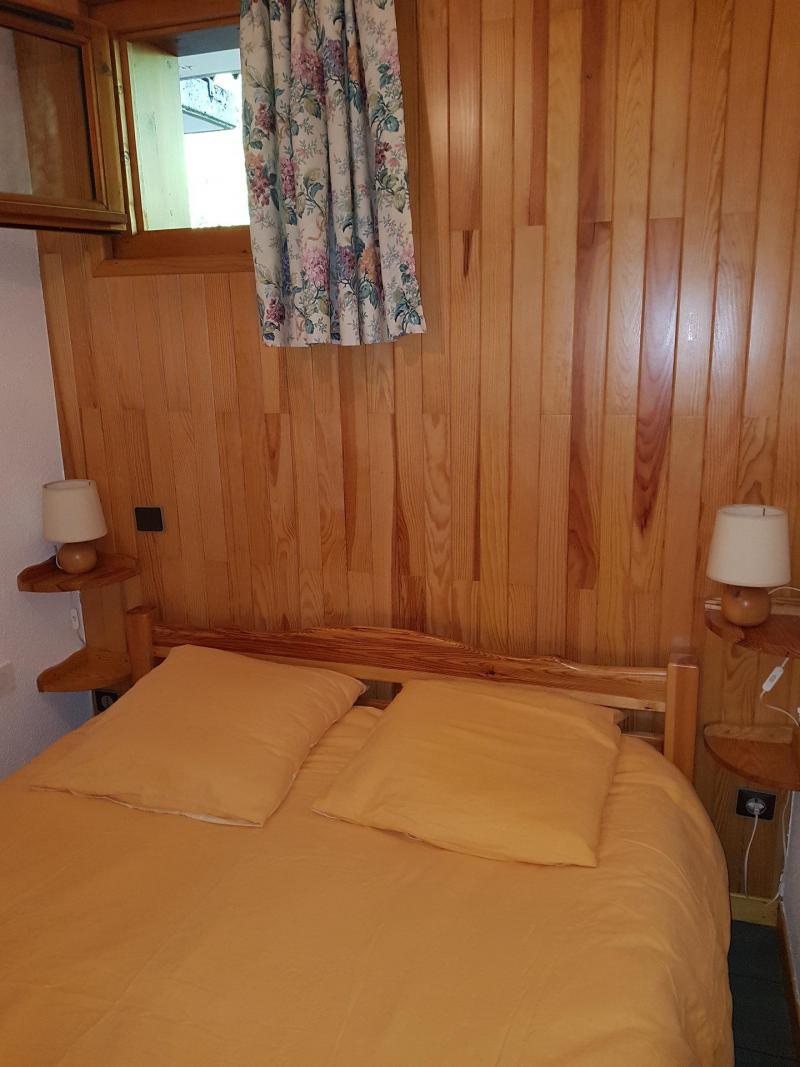 Vacances en montagne Appartement 2 pièces coin montagne 6 personnes (026CL) - Résidence le Chardonnet - Champagny-en-Vanoise - Lit double