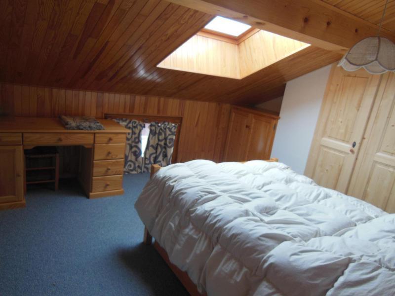 Vacances en montagne Appartement 3 pièces cabine 6 personnes (033CL) - Résidence le Chardonnet - Champagny-en-Vanoise - Chambre