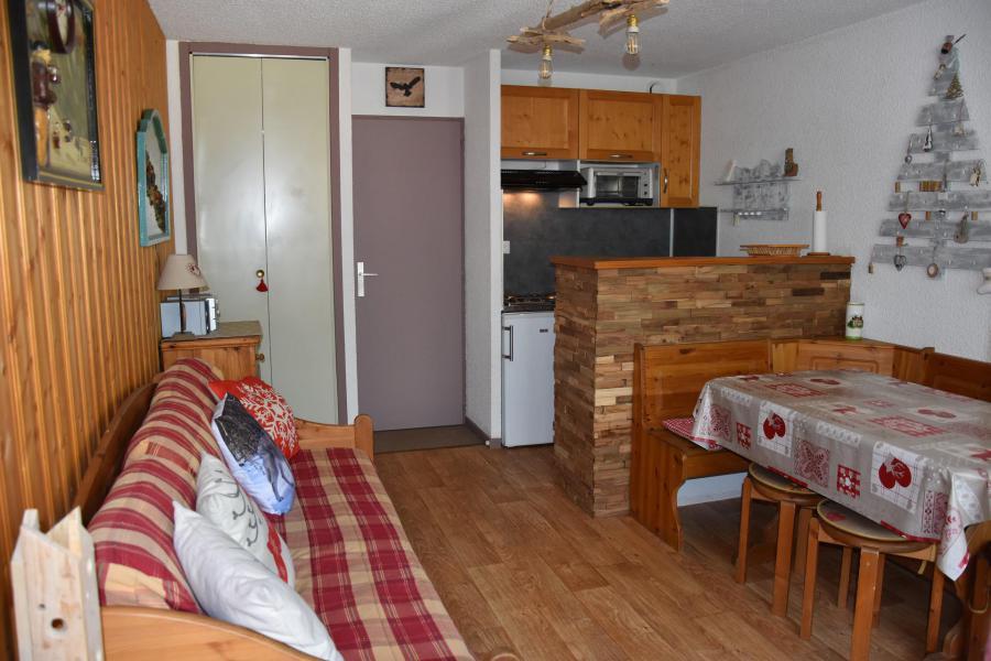 Wakacje w górach Apartament 2 pokojowy 4 osób (20A) - Résidence le Chasseforêt - Pralognan-la-Vanoise