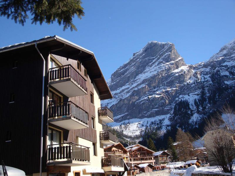 Wakacje w górach Studio 2 osoby (27A) - Résidence le Chasseforêt - Pralognan-la-Vanoise