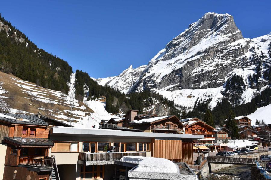Wakacje w górach Apartament 2 pokojowy 4 osób (15A) - Résidence le Chasseforêt - Pralognan-la-Vanoise