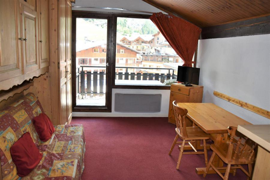 Wakacje w górach Studio 4 osoby (40B) - Résidence le Chasseforêt - Pralognan-la-Vanoise