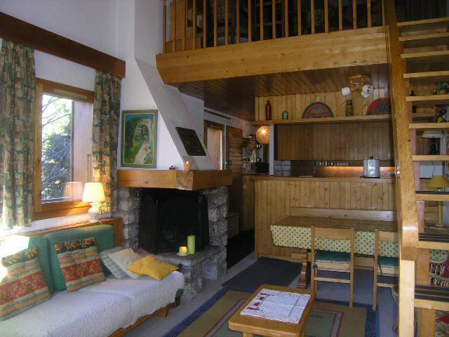 Vacances en montagne Appartement duplex 3 pièces 6 personnes (19) - Résidence le Chasseforêt - Méribel