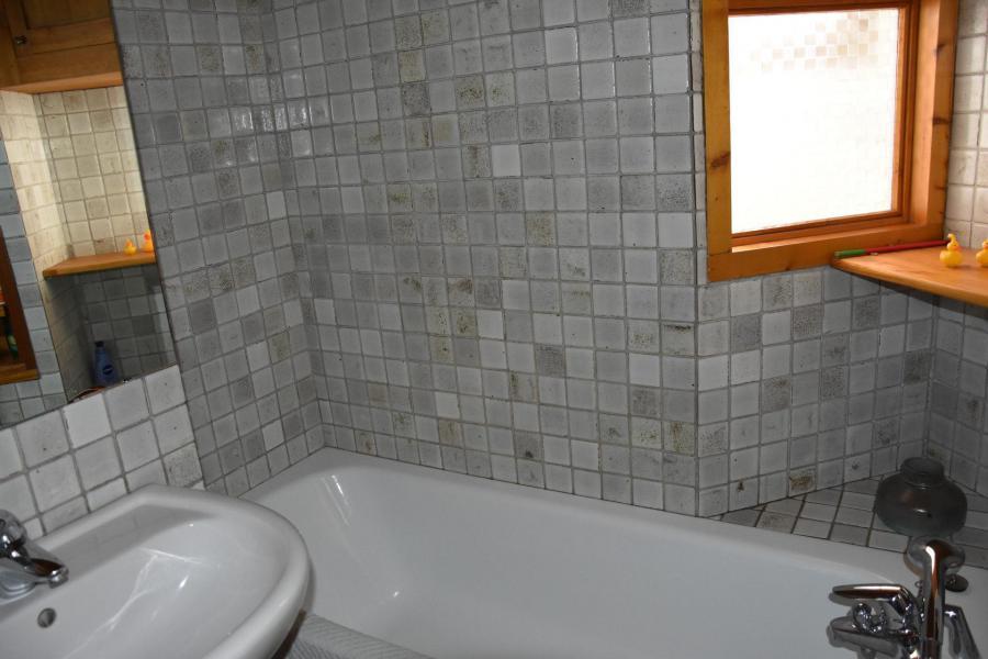 Wakacje w górach Apartament 2 pokojowy 4 osób (15A) - Résidence le Chasseforêt - Pralognan-la-Vanoise - Wanną