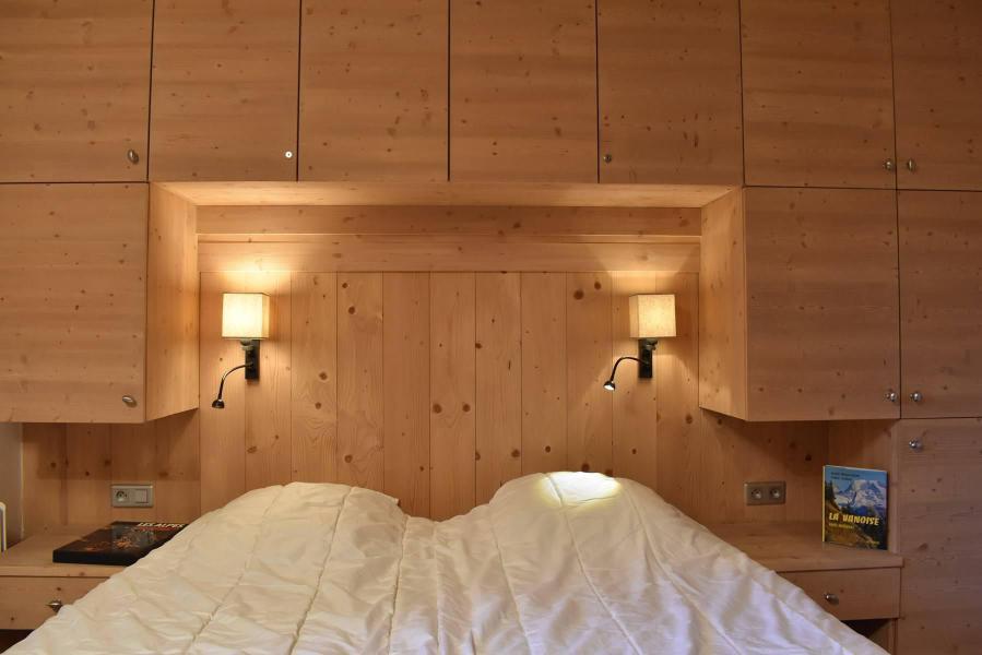 Vacances en montagne Appartement 4 pièces 6 personnes (1) - Résidence le Chasseforêt - Méribel - Chambre
