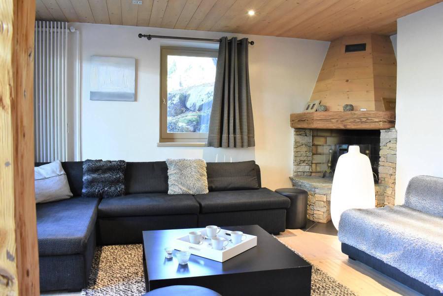 Vacances en montagne Appartement 4 pièces 6 personnes (1) - Résidence le Chasseforêt - Méribel - Séjour