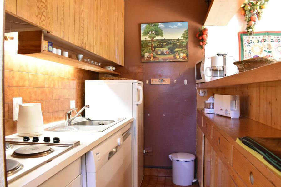 Vacances en montagne Appartement duplex 3 pièces 6 personnes (19) - Résidence le Chasseforêt - Méribel - Kitchenette