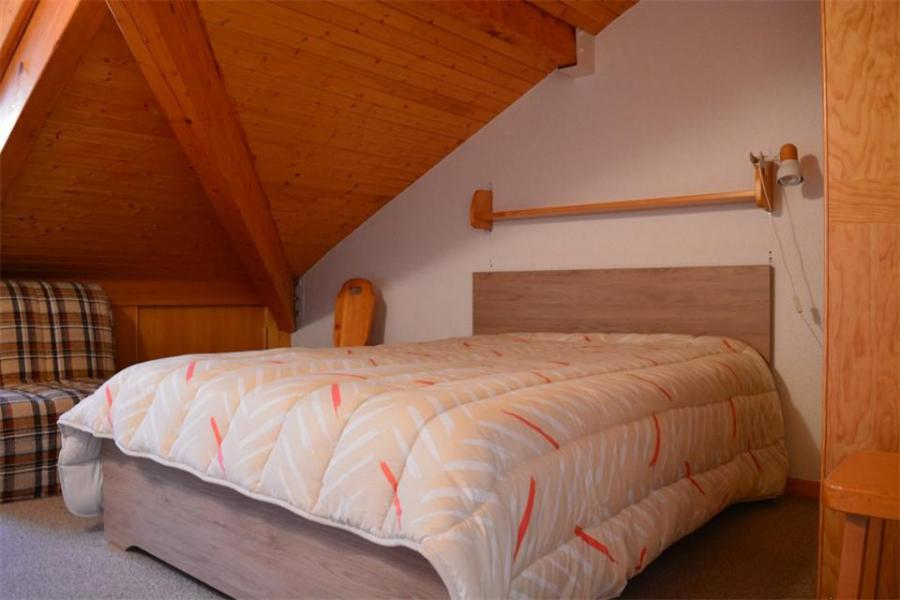 Urlaub in den Bergen Wohnung 2 Mezzanine Zimmer 5 Leute (011) - Résidence le Château - Le Grand Bornand