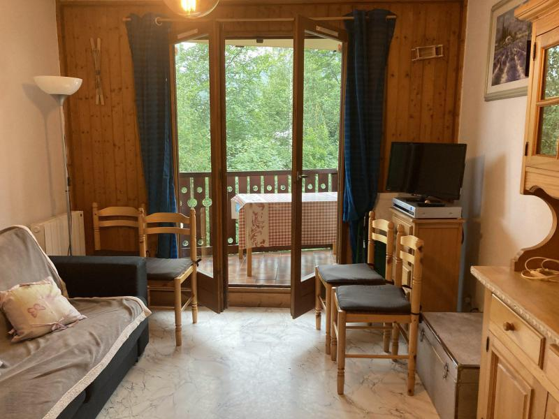 Holiday in mountain resort Studio cabin 4 people (B 43) - Résidence le Château B - Les Houches